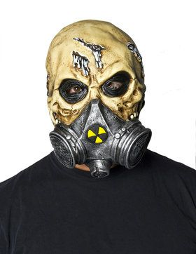 Biohazard Mask for Adults