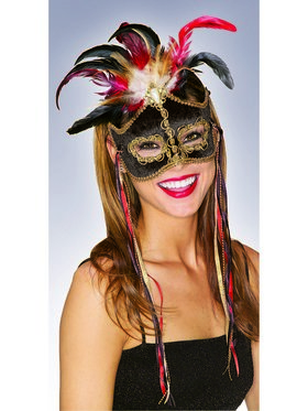 Bird of Paradise Adult Mask