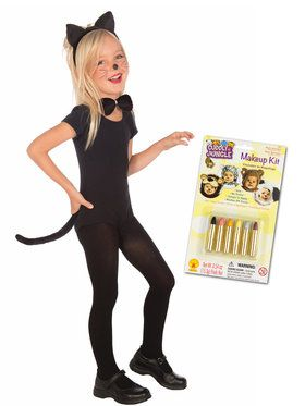 Cat Accessory Kit Black