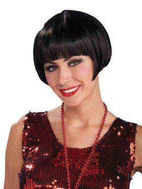 Womens Charleston Flapper Wig