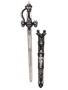 Black King'S Sword