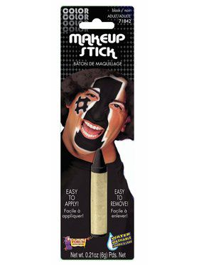 Black Makeup Stick