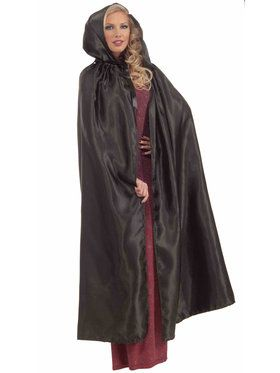 Black Masquerade Cape