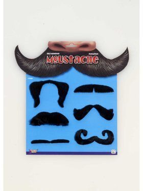 Deguise Master Moustache Collection