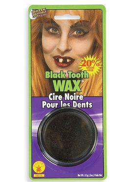 Black Tooth Color