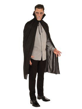 Vampire Men's Black Cape