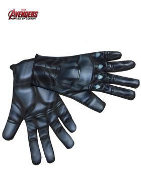 Black Widow Gloves Child Size