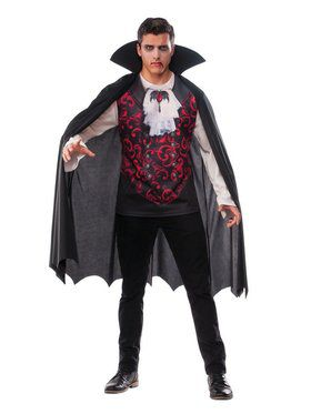 Bloody Thirsty Vampire Men's Costume