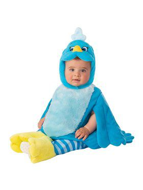 Blue Bird Costume for Kids