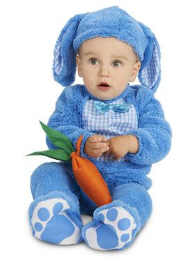Blue Bunny Infant Costume