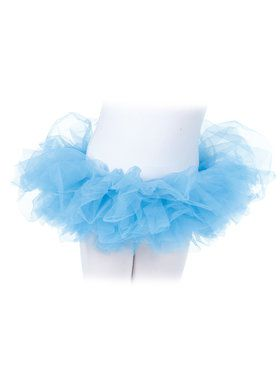 Blue Tutu Girl's Costume