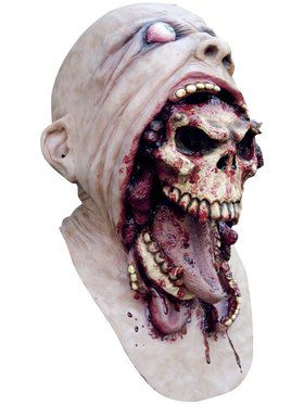 Blurp Charlie Skull Mask