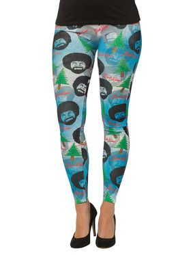 Bob Ross Adult Leggings