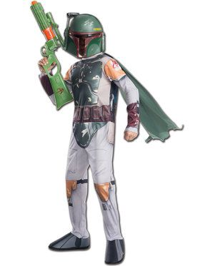 Boba Fett Costume for Boys