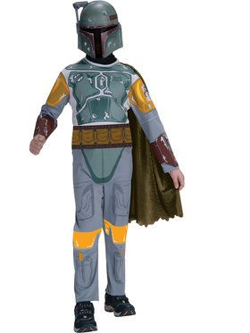 Boba Fett Standard Child Costume