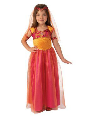 Bollywood Girl Costume for Kids
