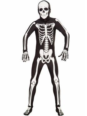 Bone Suit Child Costume