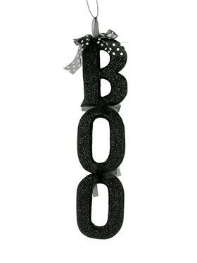 Boo Sign With Bows