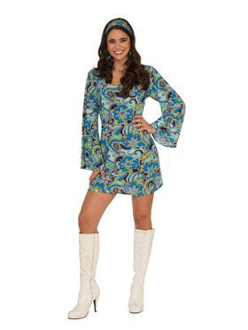 Boogie Down Women's Costume