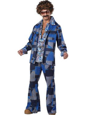 Boogie Nights Men's Costume