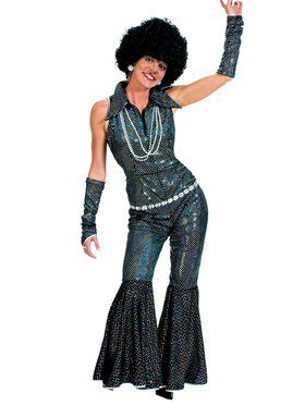 Boogie Queen Adult Costume