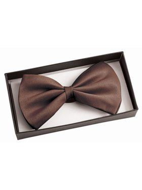 Bowtie Brown Accessory