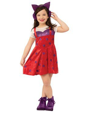 Child Boxy Girls Riley Costume