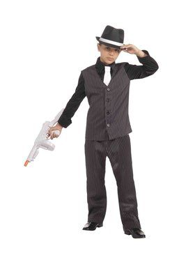 20's Lil' Gangster Costume for Children