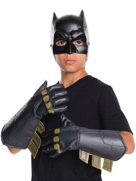 Boys Batman v Superman Batman Gauntlets