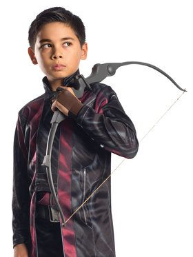 Boy's Captain America 3 Bow And Arrow Set