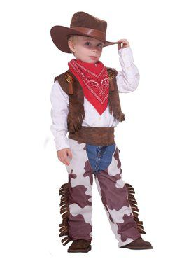 Cowboy Costume For Children