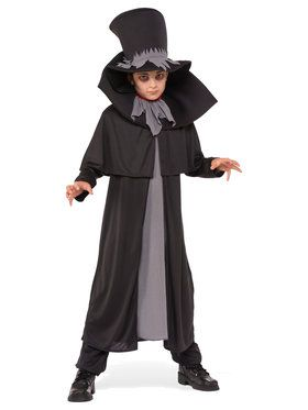 Dapper Death Costume For Children
