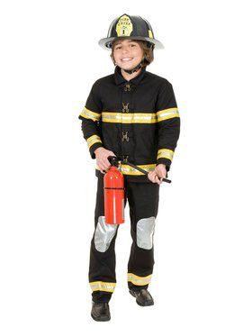 Kid's Fire Fighter Helmet