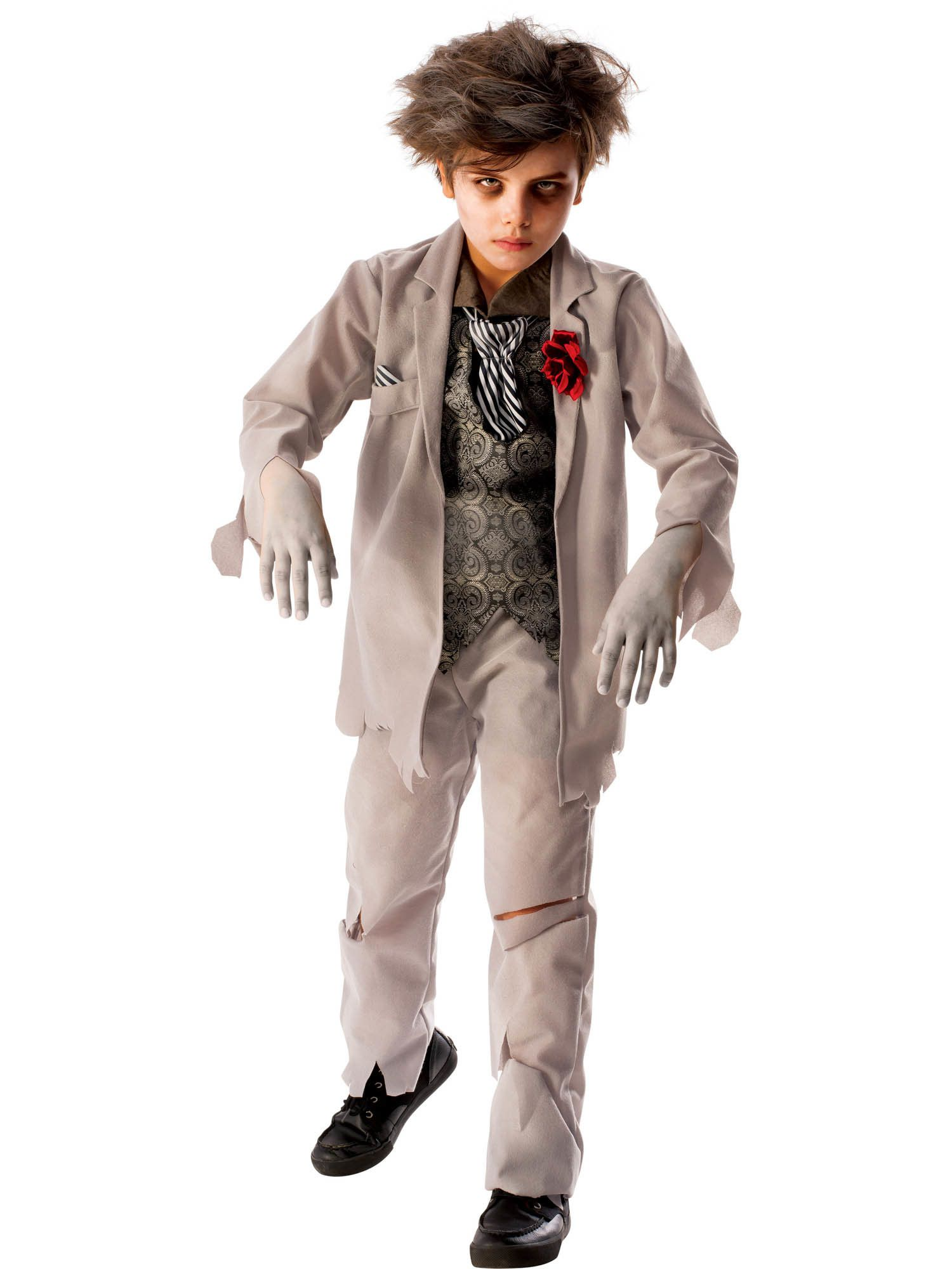 Ghost Groom Boys Costume  sc 1 st  Wholesale Halloween Costumes & Ghost Groom Boys Costume - Boys Costumes for 2018 | Wholesale ...