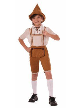 Boys Hansel Costume
