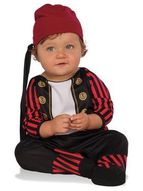 Todder Pirate Cutie Costume For Children
