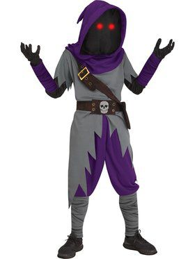 Halloween Video Game Costumes.Boys Enchanter Costume