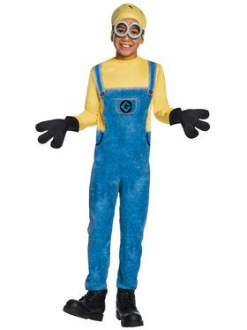 Minion Jerry Costume For Children
