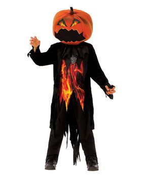 Mr. Pumpkin Costme for Boys