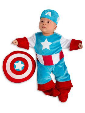 Captain America Boy's Toddler Costume