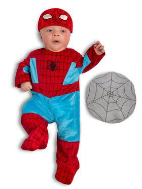 Spider-Man Newborn Boy's Toddler Costume