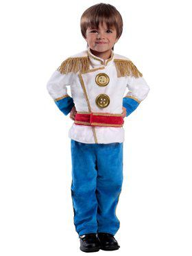 Boys Prince Ethan Child Costume