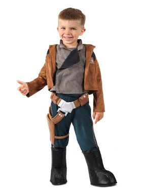 Solo: A Star Wars Story Han Solo Costume for Toddlers