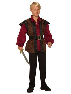 Renaissance Faire Boy Boys Costume
