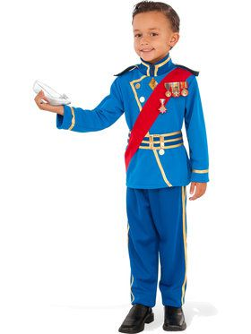 Royal Prince Costume For Children