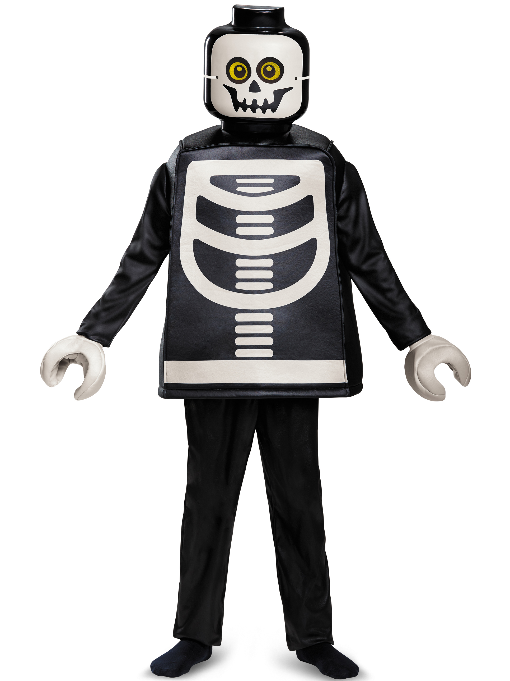 Boys Skeleton Deluxe Costume DI18268-S