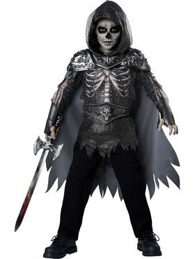 Undead Knight Boys Costume