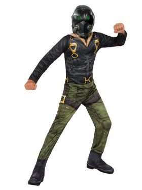 Spiderman Homecoming Vulture Muscle Chest Costume For Children