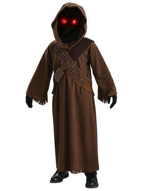 Boys Star Wars Jawa Costume