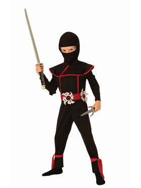 Ninja Stealth Costume